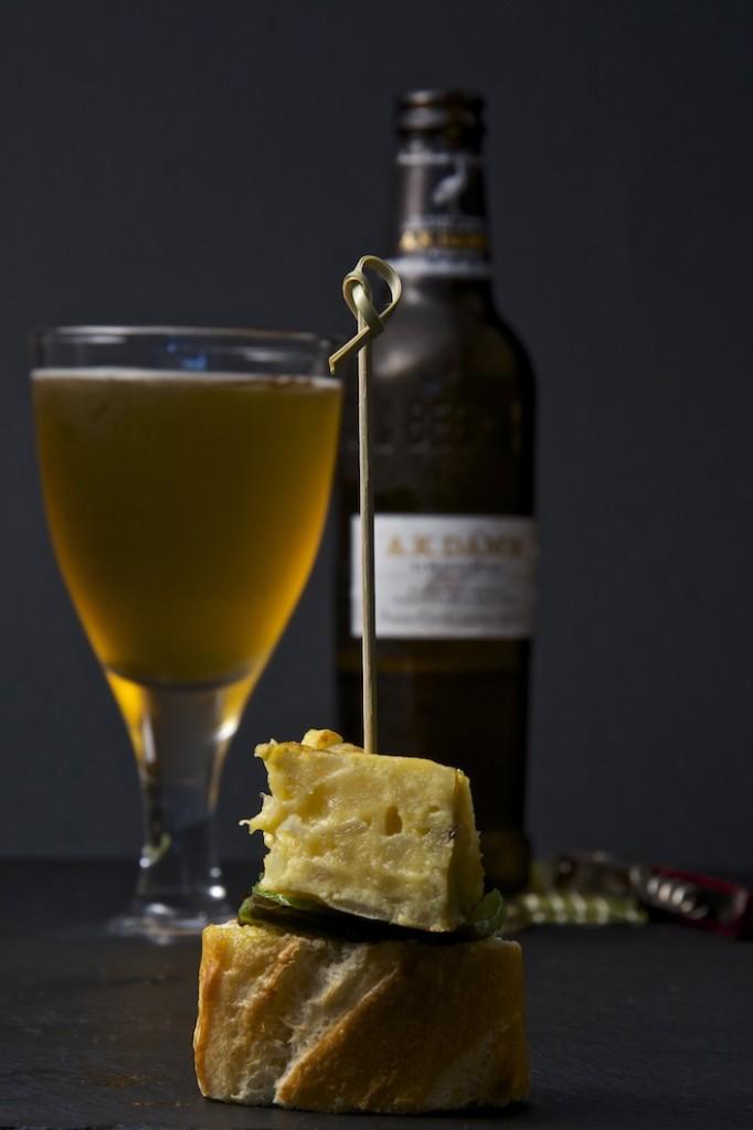 Pincho Tortilla Española