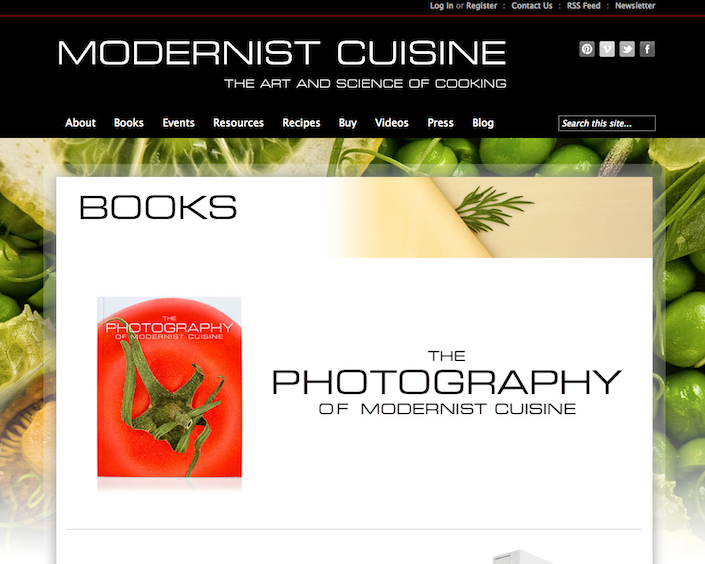 the photography of modernist cuisine pdf
