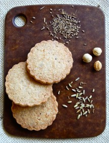 Anise Fennel Cookies