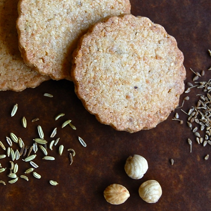 Fennel Anise Cookies