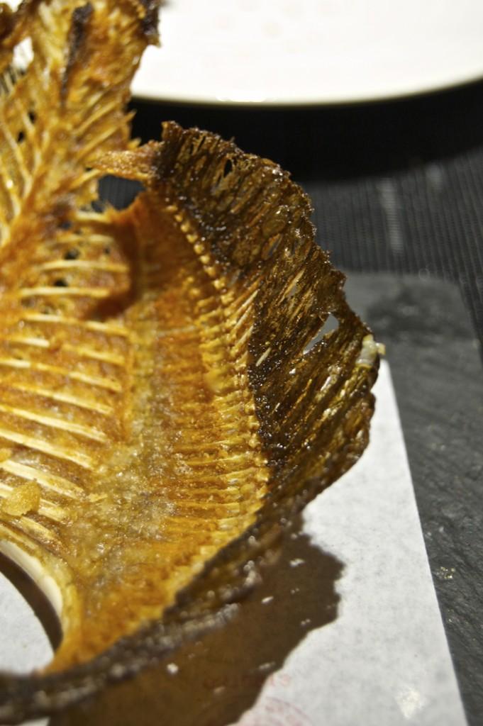 Espina de pescado