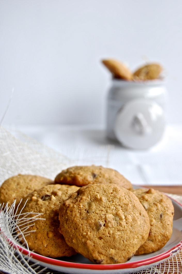 Hazelnut Cookies Recipe — Dishmaps
