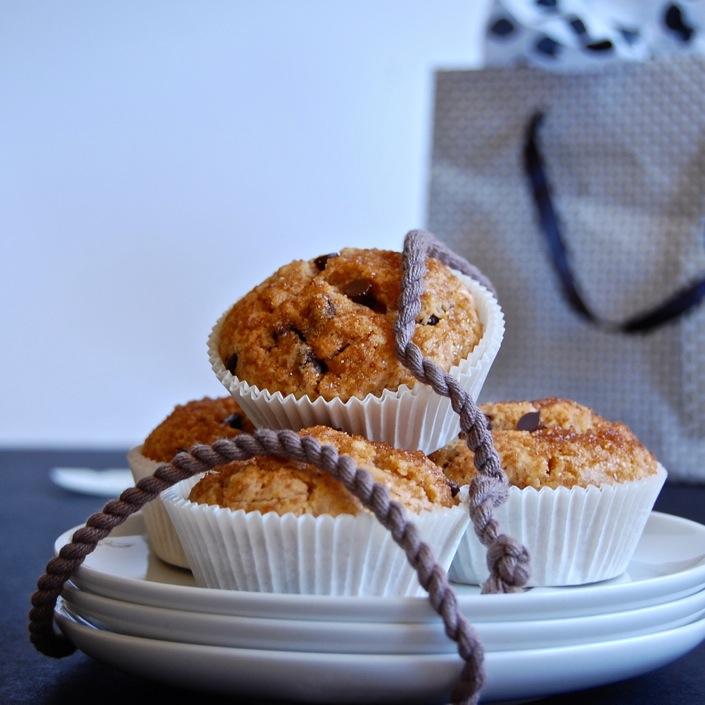 Sugarless Muffins