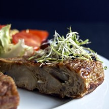 Artichokes Omelet