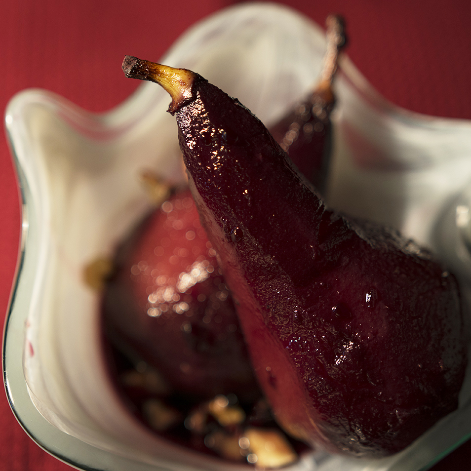 Spanish recipes by nria spanish recipes in english great food pears in wine forumfinder Image collections